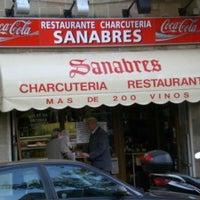 Foto tomada en Charcutería-Restaurante Sanabres por Fernando el 9/16/2015