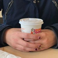 Photo taken at Dunkin' Donuts by Eric Thomas C. on 2/3/2017