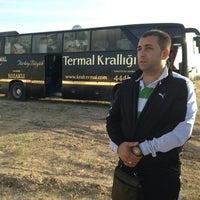 Photo taken at Termal Krallığı Nevşehir Kozaklı by Ali E. on 6/2/2013