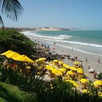 Photo taken at Praia de Cotovelo by Jorge P. on 2/10/2013
