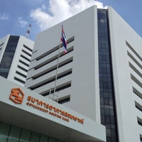 Photo taken at Government Housing Bank Head Office by Fox L. on 11/15/2012