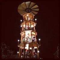 Photo taken at Mainzer Weihnachtsmarkt by daleviso on 12/21/2012