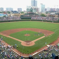 Photo taken at Wrigley Field by Andy A. on 7/6/2013