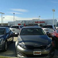 Photo taken at Briggs Auto Group - Lawrence by Andy A. on 1/16/2016