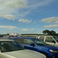 Photo taken at Truman Sports Complex Parking Lot G by Andy A. on 8/6/2016