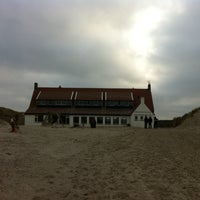 Photo taken at Strandhotel Terschelling by Mark H. on 1/1/2014
