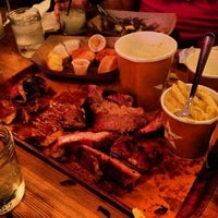 Photo taken at Hill Country Barbecue Market by Patrick B. on 10/7/2013
