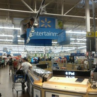 Photo taken at Walmart Supercenter by John W. on 5/15/2013