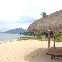 Photo taken at Beach Club Cagpo by John P. on 8/18/2013