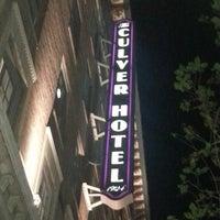 Photo taken at Culver Hotel by Drita K. on 5/17/2013