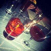 Photo taken at Fox Liquor Bar by Liz C. on 5/19/2013