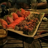 Photo taken at Garden Sushi by André S. on 2/7/2014