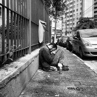 Photo taken at Rua Maestro Callia by Maneco M. on 12/11/2014