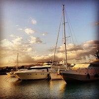 Photo taken at Limassol Marina by Сергей М. on 9/5/2013
