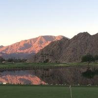 Photo taken at La Quinta Mountain Course by Chris D. on 7/10/2016