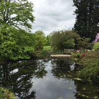 Photo taken at RHS Garden Harlow Carr by Spencer H. on 5/28/2016