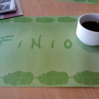Photo taken at Finio by Lin T. on 5/24/2013