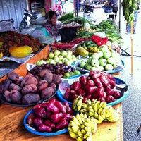 Photo taken at Pasar Ketereh by Saif M. on 12/15/2012
