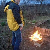 Photo taken at Деревня Тюбяк-Чекурча 🏡 by Наталия Л. on 5/3/2014
