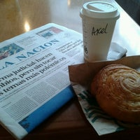 Photo taken at Starbucks by Axel B. on 4/24/2013