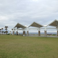 Photo taken at 七星潭 Chihsingtan Beach by Person L. on 2/1/2013