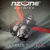 Photo taken at NZONE Skydive Queenstown by Patrick L. on 9/16/2013