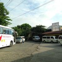 Photo taken at UV/Bus Terminal by Mhar N. on 6/20/2013