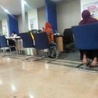 Photo taken at Bank Mandiri by Farid K. on 6/17/2013