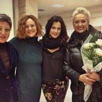 Photo taken at Teatro Pergine by Aurora E. on 12/20/2014