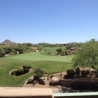 Photo taken at Troon North Golf Club by Bertrand C. on 5/31/2013