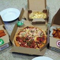 Photo taken at Domino's Pizza by Dreamm T. on 7/19/2014