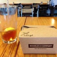 Photo taken at Noodles & Company by Lynn M. on 3/10/2016