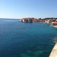 Photo taken at Excelsior Hotel Dubrovnik by Dave R. on 3/16/2013