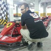Photo taken at Speedy Karting by Seyit Ç. on 4/20/2013