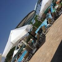 Photo taken at Lyra Resort Agua Park by C@N@N on 7/22/2017
