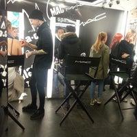 Photo taken at MAC Cosmetics by Pablo P. on 4/20/2013