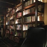 Photo taken at Cafe Bibliotic Hello! by Mari K. on 5/5/2013