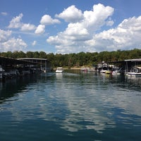 Photo taken at Table Rock State Park Marina by Trisha W. on 8/31/2014