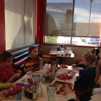 Photo taken at Steak 'n Shake by Trisha W. on 1/26/2014