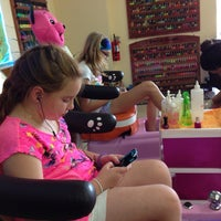 Photo taken at V. A. Nails & Spa by Trisha W. on 6/21/2014