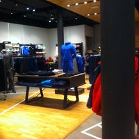 Photo taken at Nike Store Marseille by Caroline A. on 10/3/2013