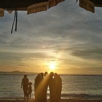 Photo taken at Pattaya Beach Front by Mansi K. on 9/26/2014