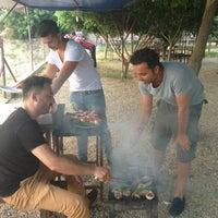 Photo taken at Öz Güven Kendin Pişir by Sedat T. on 7/28/2013