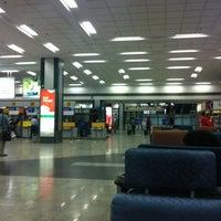 Photo taken at Sardar Vallabhbhai Patel International Airport by Badal M. on 4/20/2013