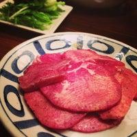 Photo taken at 炭家 by nic2929 on 5/31/2013