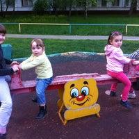 Photo taken at детская площадка by Svetlana M. on 5/11/2015