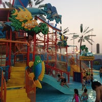 Photo taken at Water Park by Afsheen S. on 3/21/2014