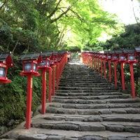 5/31/2013にYasunori T.が貴船神社で撮った写真