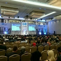 Photo taken at Hilton Bomonti Grand Ballroom by Murat G. on 3/23/2017