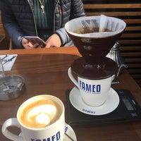2/16/2018 tarihinde Tuba F.ziyaretçi tarafından FAMEO | Caffè, sinonimo di fratellanza'de çekilen fotoğraf